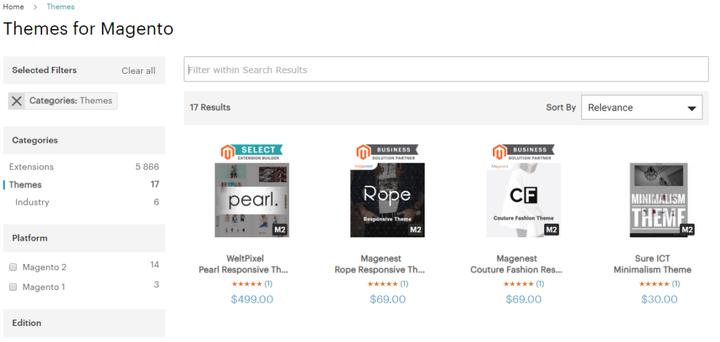 BigCommerce против Magento: какая платформа электронной коммерции подходит для вашего розничного бизнеса?