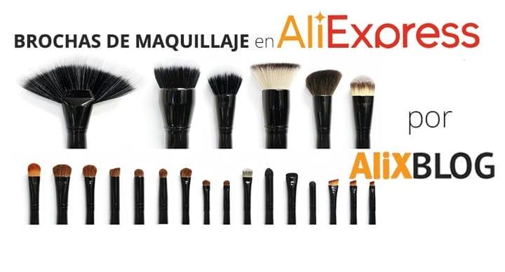 Купить дешевые кисти для макияжа на AliExpress декабрь 2020