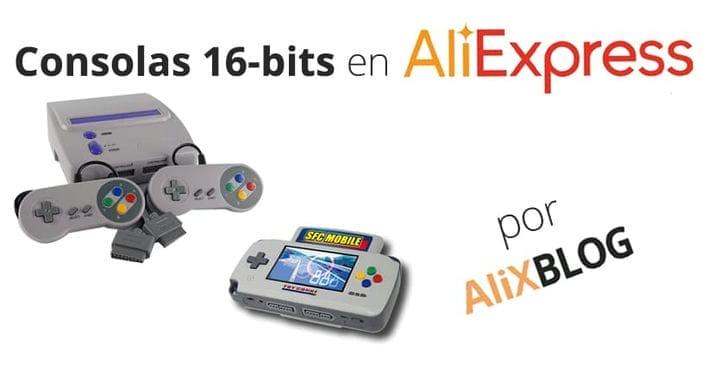 16-битные консоли на AliExpress: мнения 2020