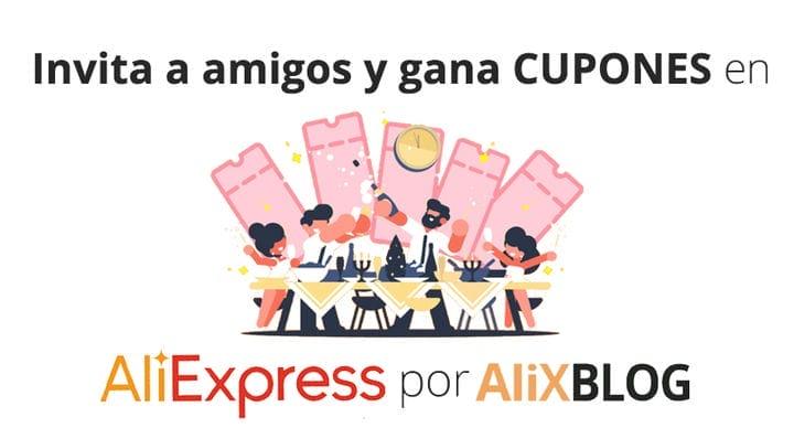 Рефералы AliExpress 📢 Получите купоны на приглашение друзей 2020