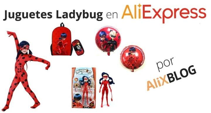 Недорогие игрушки божья коровка на AliExpress - руководство 2020