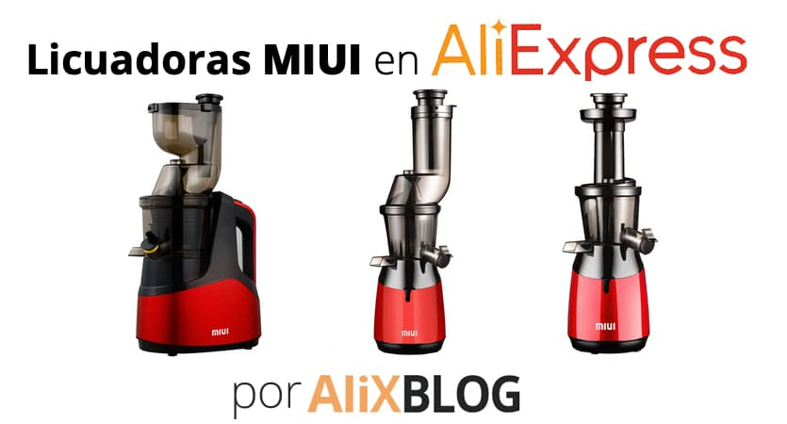 Блендеры холодного отжима Miui Xiaomi - Руководство AliExpress 2020