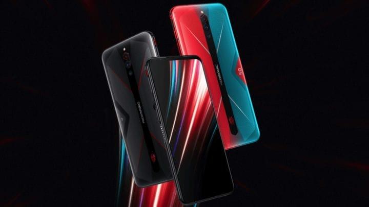 Новый мобильный телефон Nubia Red Magic 5G хочет покорить киберспорт