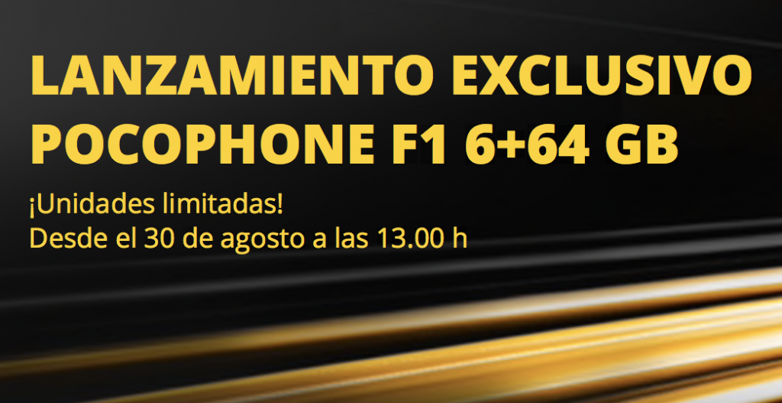 Как купить дешевый Pocophone из Испании (да, спасибо AliExpress)