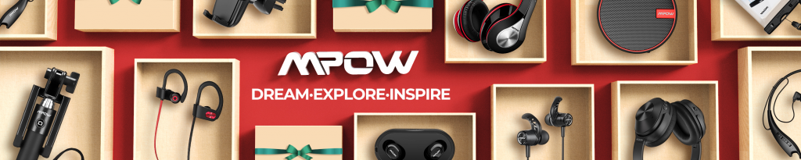 Mpow H19 IPO high-end наушники по лучшей цене