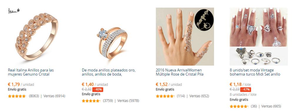 Недорогие кольца на AliExpress - советы покупателям декабрь 2020