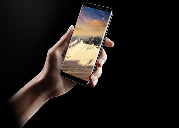 Это будет Bluboo S8 +: больше размера и меньше рамок.