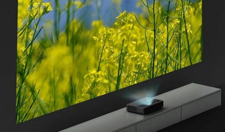 Анализируем Xiaomi Mijia Laser 4k, лучший проектор AliExpress