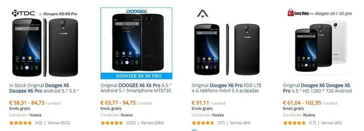 Doogee X6: цена, отзывы и характеристики - РУКОВОДСТВО 2020