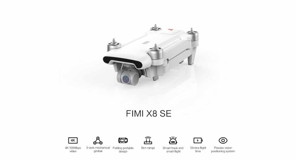 Дроны и стабилизаторы Xiaomi FIMI - 2020