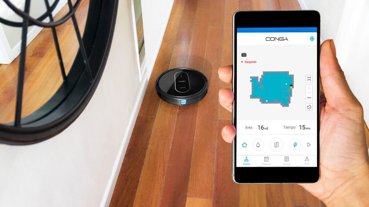 Анализируем роботов-пылесосов Cecotec Conga - AliExpress 2020