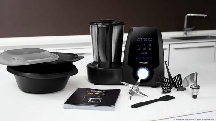 Анализ кухонного робота Mambo Cecotec - AliExpress Plaza Guide