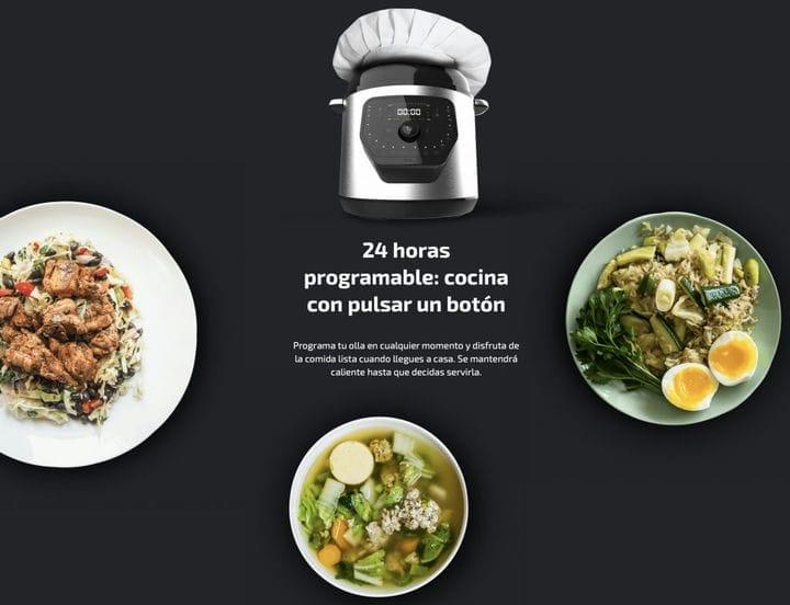 Cecotec расширяет ассортимент кухонных роботов: кастрюли серии GM H