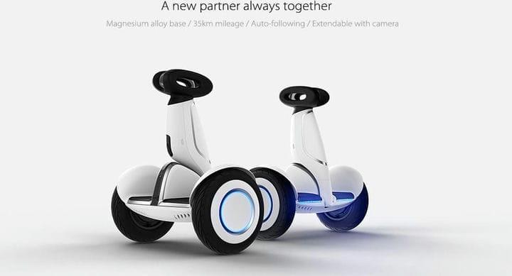 Xiaomi Ninebot: китайские сигвеи, которые революционизируют рынок