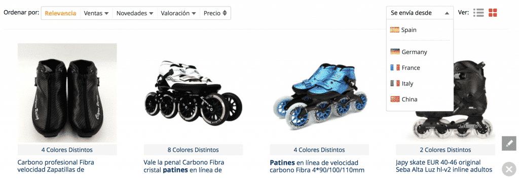 Недорогие роликовые и четырехколесные коньки - Руководство по покупке AliExpress