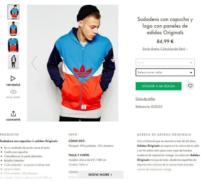 Недорогие кофты Adidas: на AliExpress или на Amazon?