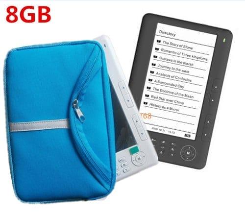 Недорогие электронные книги в стиле Kindle на AliExpress - Руководство по покупке
