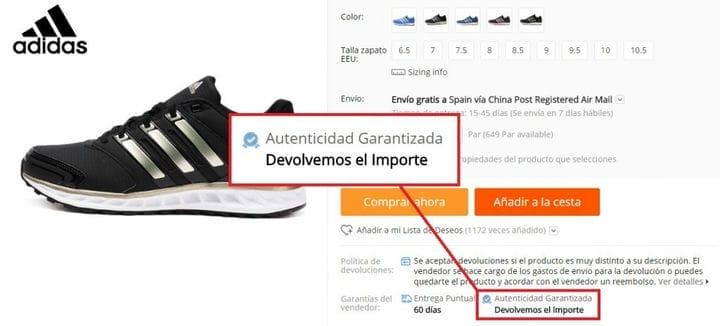 Недорогая обувь Adidas на AliExpress - ГИД, декабрь 2020