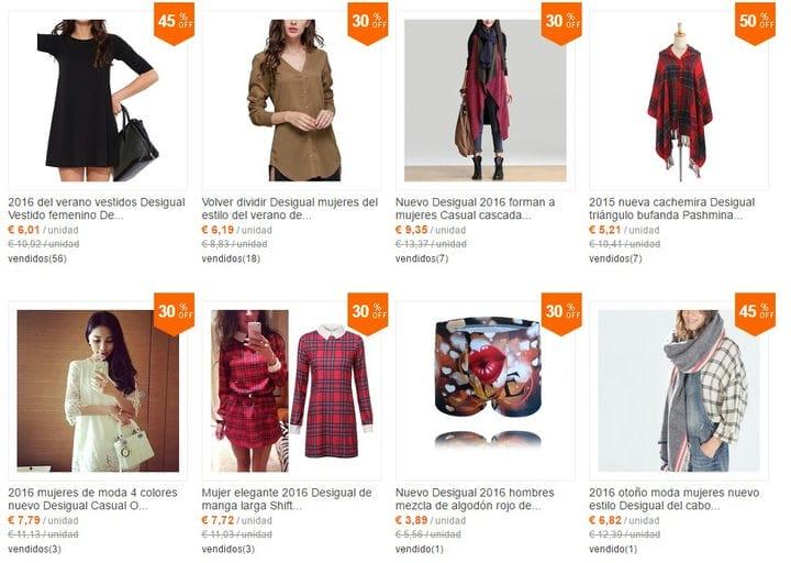 Как купить одежду в стиле Desigual на AliExpress - декабрь 2020