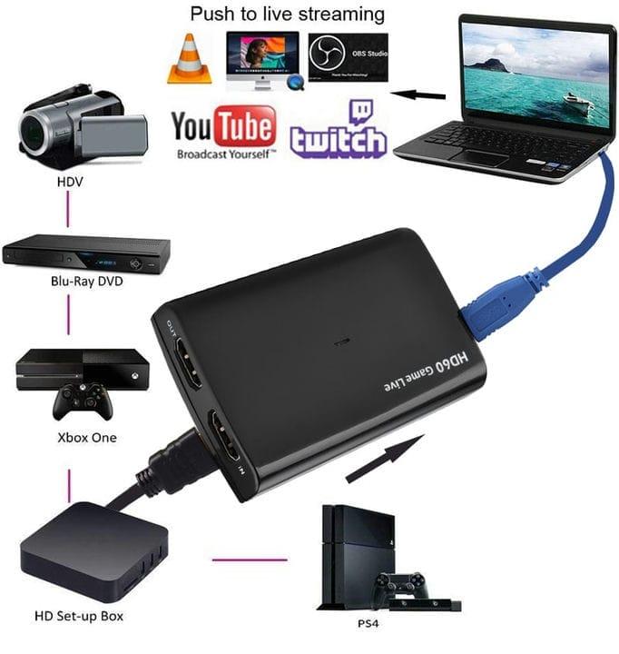 5 лучших устройств для захвата потокового видео - AliExpress 2020