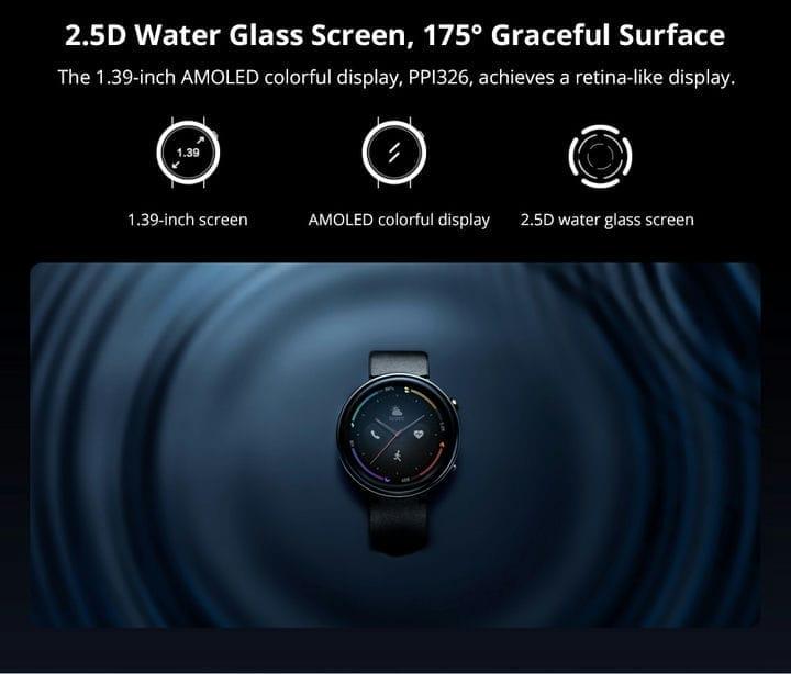 Это Amazfit Nexo, новые умные часы Xiaomi - AliExpress
