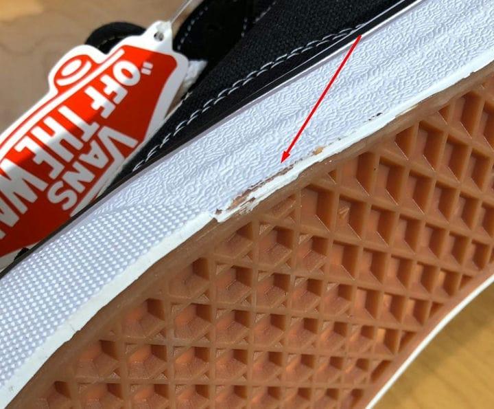 Недорогие и оригинальные кроссовки Vans Old Skool с AliExpress?