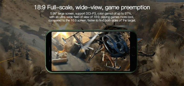 Xiaomi Black Shark: самый доступный игровой мобильный телефон - AliExpress 2020