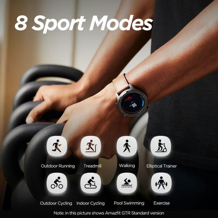 Amazfit GTR Lite: самые дешевые классические умные часы - Руководство AliExpress