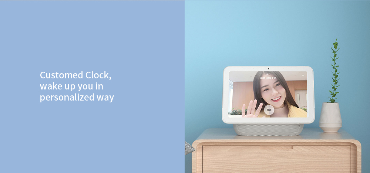 Управляйте своим домом с помощью динамика Xiaomi Mi Ai Touchscreen Pro 8