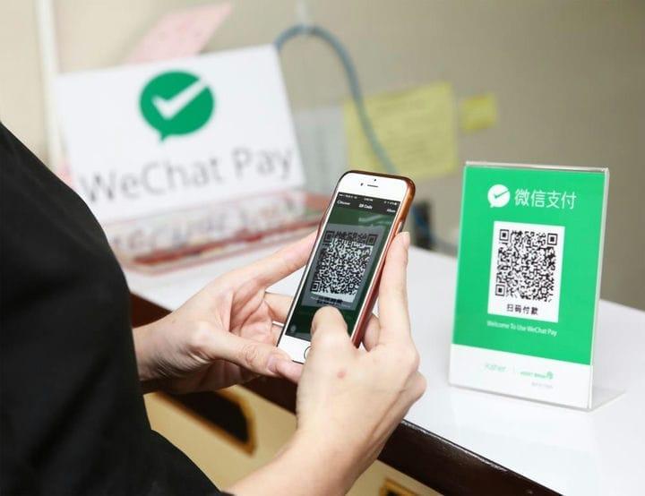 Иностранцы могут пользоваться Alipay и WeChat Pay в Китае