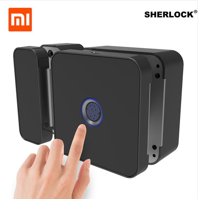 Xiaomi Sherlock: покупайте умные замки на AliExpress - 2020