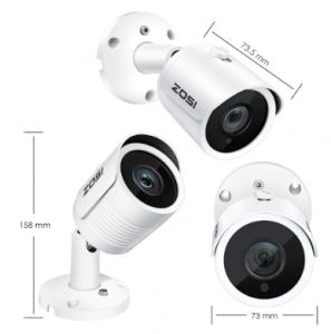 Купить камеры и системы безопасности Zosi на AliExpress - 2020
