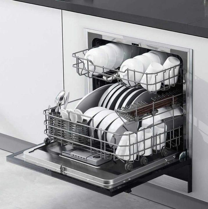 Xiaomi удивляет презентацией своих посудомоечных машин