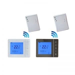Очень дешевые умные беспроводные термостаты на AliExpress