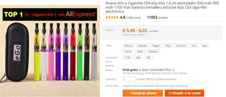 Недорогие электронные сигареты на AliExpress - РУКОВОДСТВО 2020