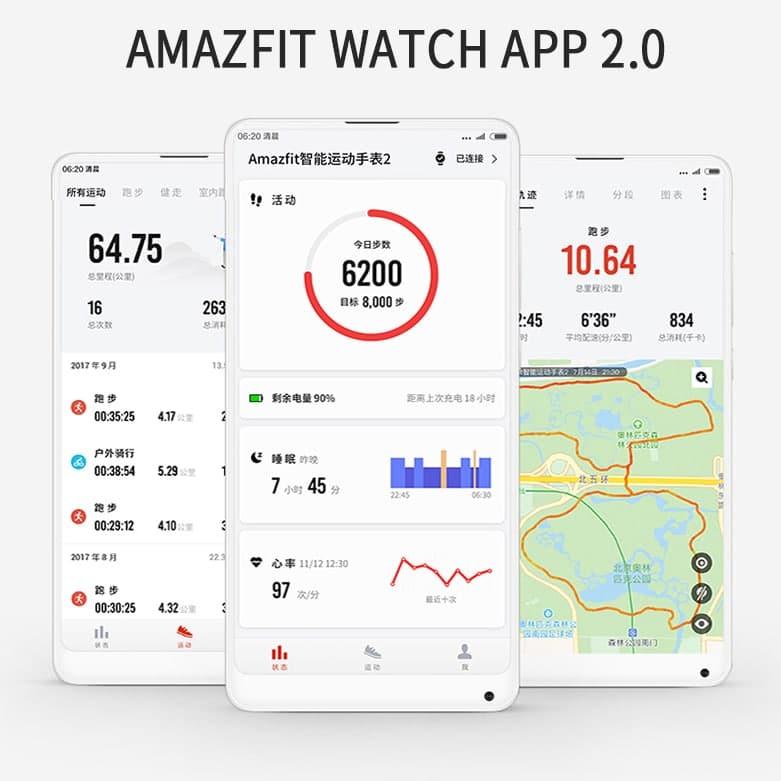 Разбираем умные часы Xiaomi Amazfit 2