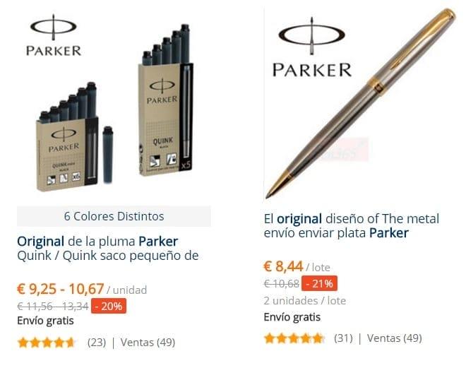 Купить шариковые ручки Parker: цены и модели на AliExpress