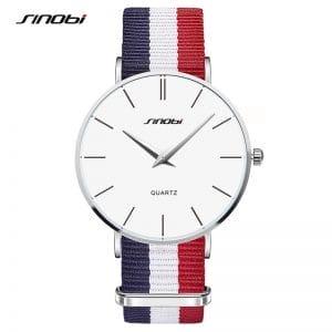 Анализируем дешевые часы марки Sinobi на AliExpress