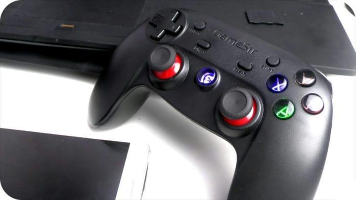 Обзор контроллера Gamesir: точные и дешевые контроллеры