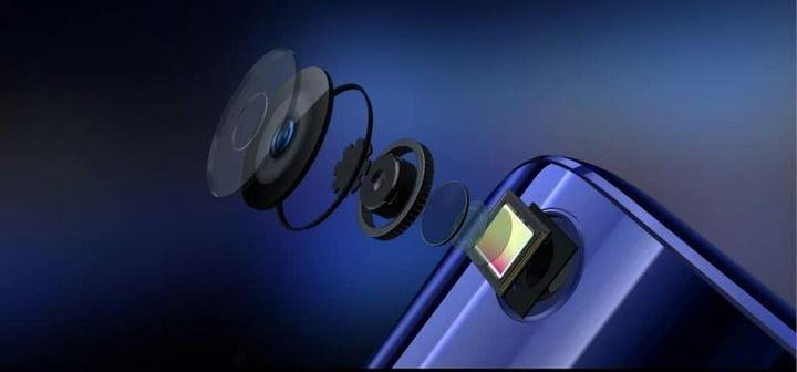 Elephone S7, китайский мобильный телефон с изогнутым экраном