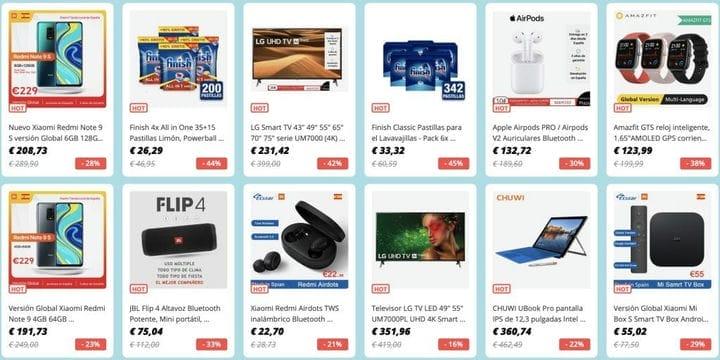 Распродажа Trend Spotting: купоны до 10 евро - AliExpress 2020