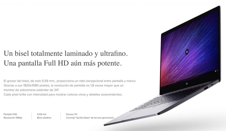 Разбираем Xiaomi Mi Laptop Air: это первый испанский ноутбук Xiaomi