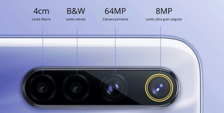 Realme 6 завоевывает рынок мобильных телефонов среднего класса