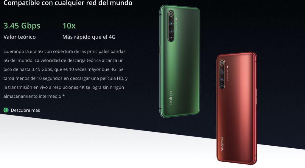 Лучший мобильный телефон Realme X50 Pro 5G уже стал реальностью