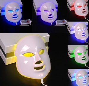 Светодиодная маска: что это такое и как найти очень дешево на AliExpress