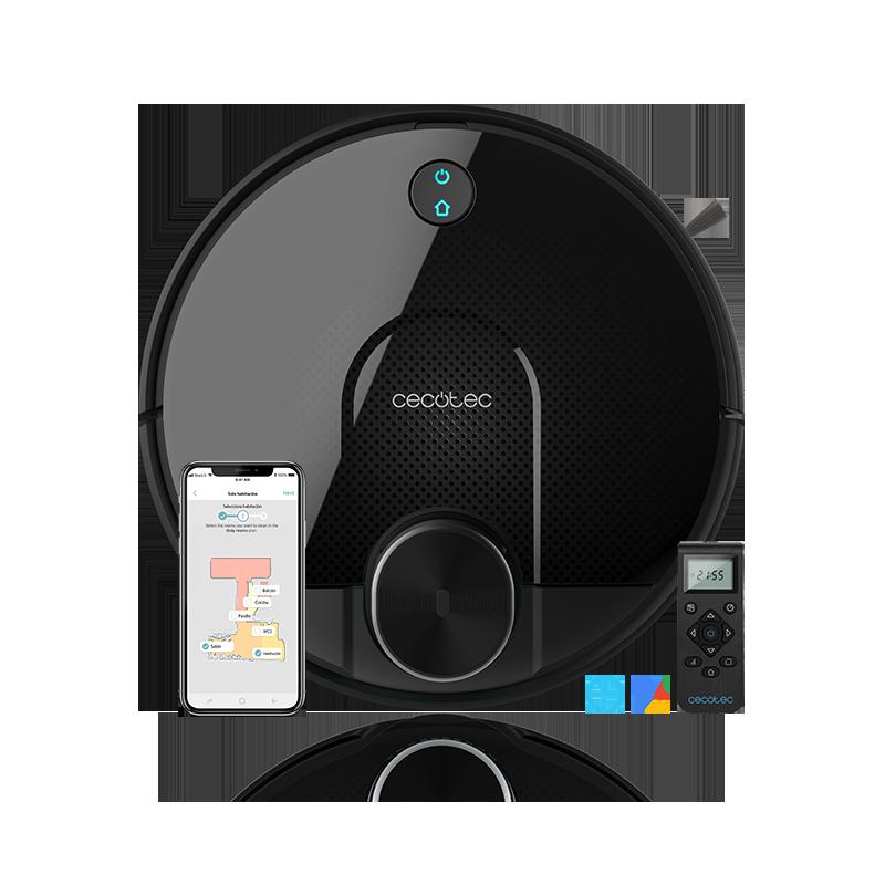 Это новый робот-пылесос Conga 3690, который уже доступен на AliExpress.