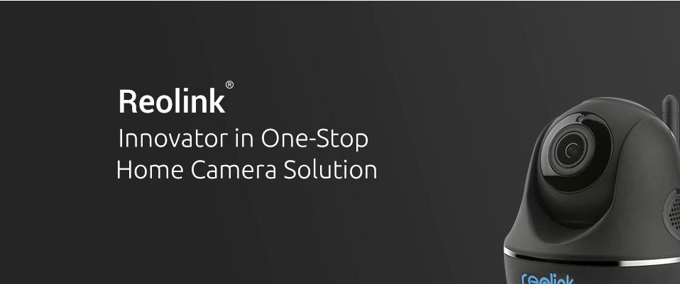 Обзоры недорогих камер видеонаблюдения Reolink на AliExpress - 2020