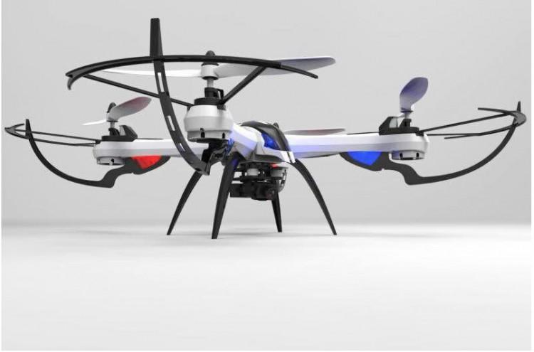 SJ5000, спортивная камера с режимом просмотра в реальном времени, которую вы можете использовать на своем дроне