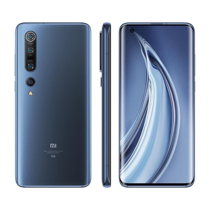 Xiaomi представляет свои лучшие смартфоны Mi 10 и Mi 10 Pro