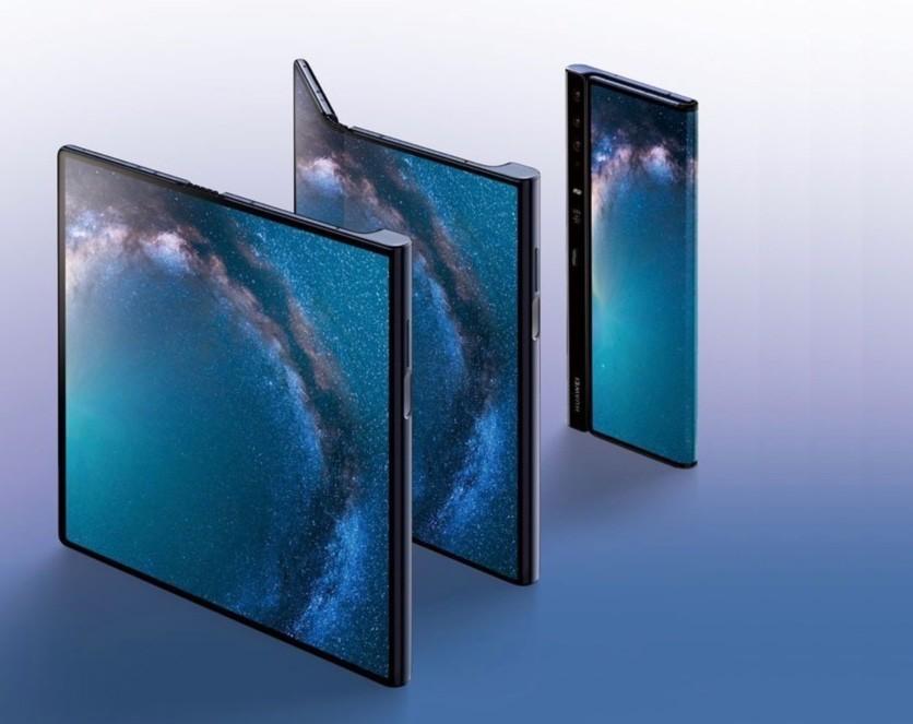 Huawei Mate X: будущее смартфонов уже наступило